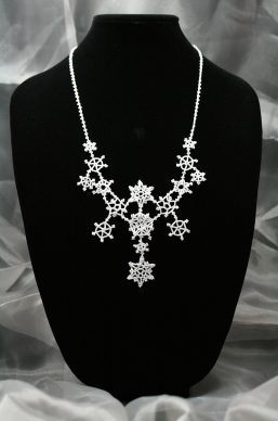 Snowflake and Earring Set