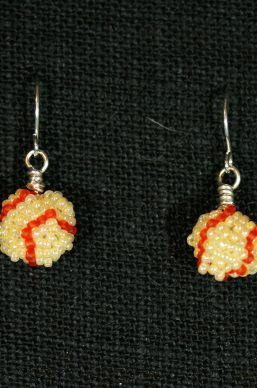 Soft Ball Earrings