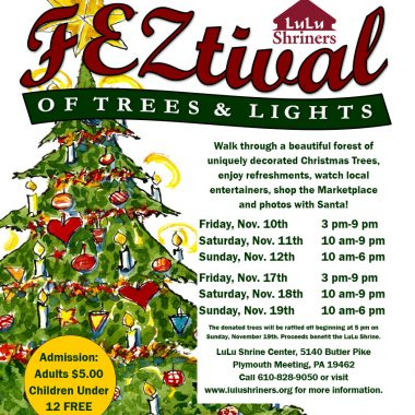 FEZtival of Trees & Lights