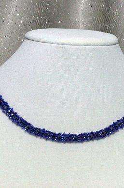 Blue Sapphire Weave