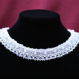 Elegant Bridal Collar Necklace 1