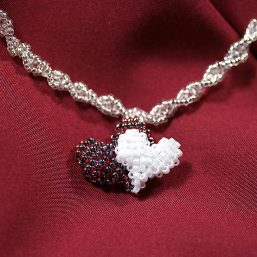 Two Hearts Necklace 2