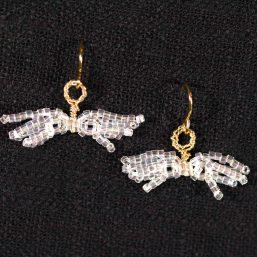 Angel Wing Earrings 1