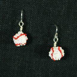 Baseball Earrings 1