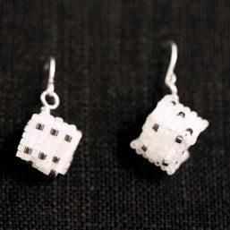 Dice Earrings 1