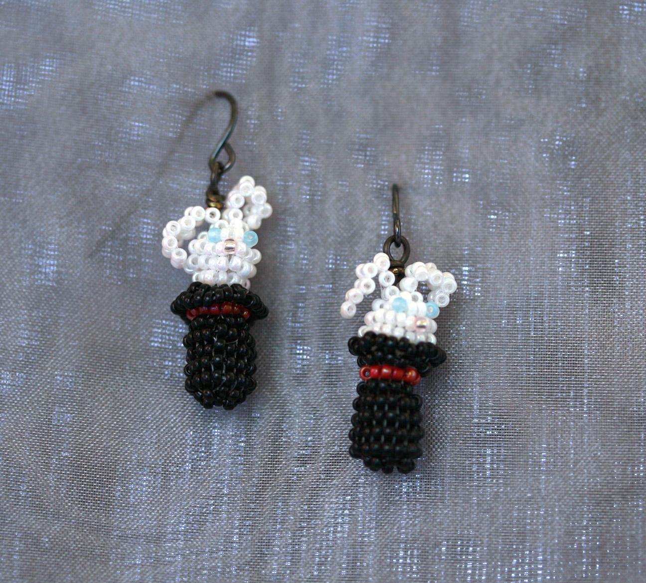 Magic Bunny Earrings