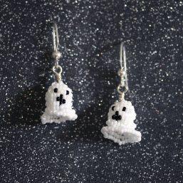 Ghost Earrings 1