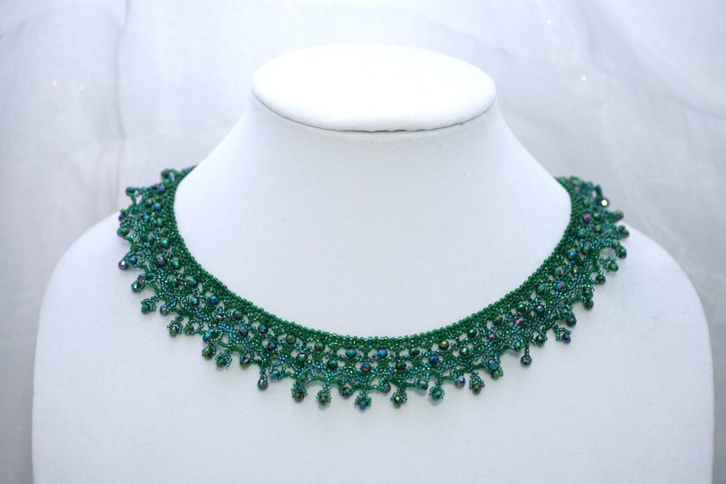"""Verdant Spring"" Necklace"