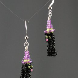 Witchy Cat Earrings
