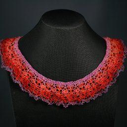 Phoenix Rising Collar Necklace