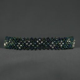 Diamond Net Bracelet