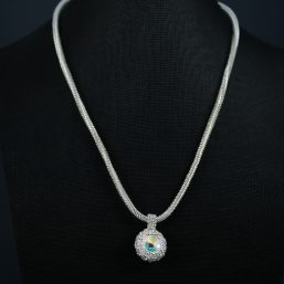 Silver Kate Necklace