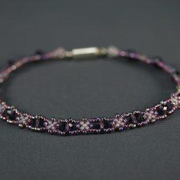 Jilly Bracelet – Purple