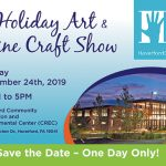 Holiday Art & Fine Craft Show – November 24, 2019